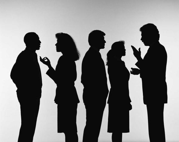 Этика общения в коллективе