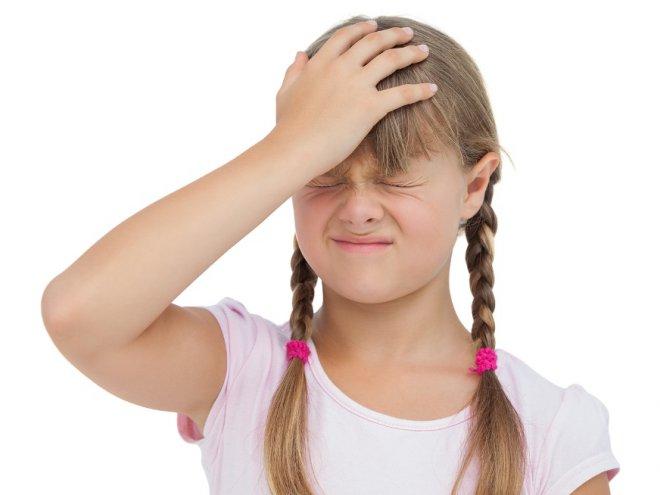 Почему у ребенка болит голова - основные причины