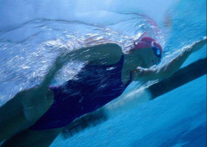 Активное плавание