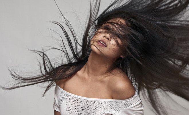 Ломаются волосы - причины
