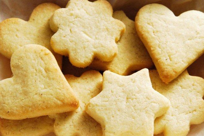 Рецепт теста на сметане для печенья