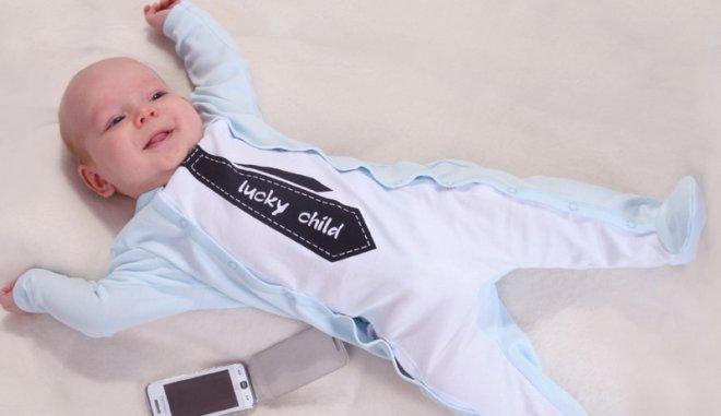 Выбор одежды для новорожденного: бренд Lucky child