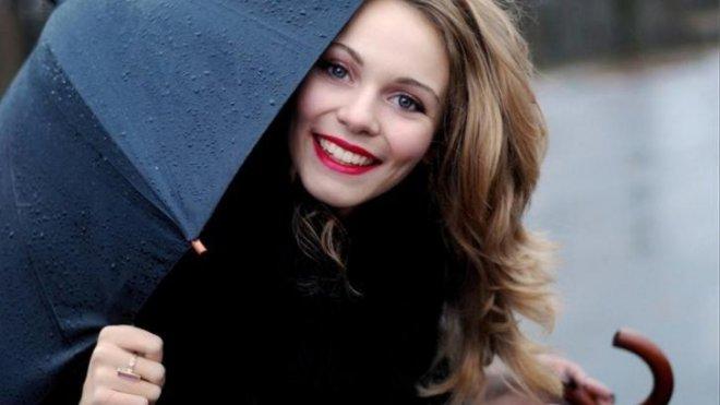 Идеи макияжа для дождливой погоды