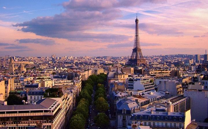 Франция - туристическая столица Европы