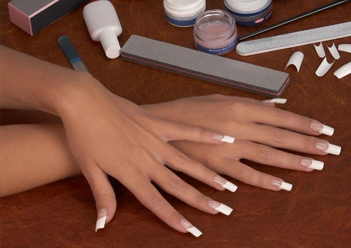 Как сделать нарастить ногти в домашних условиях