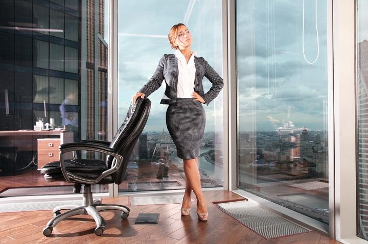 Офисный стиль одежды для успешных женщин