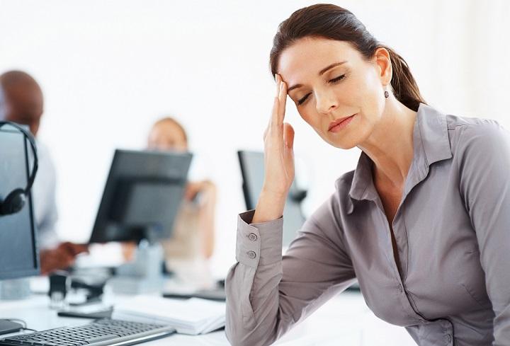 Работа в офисе: профессиональные заболевания