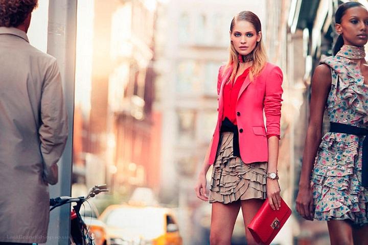 Как выглядеть модной в городском ритме?