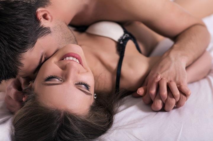5 причин заняться сексом в эти выходные