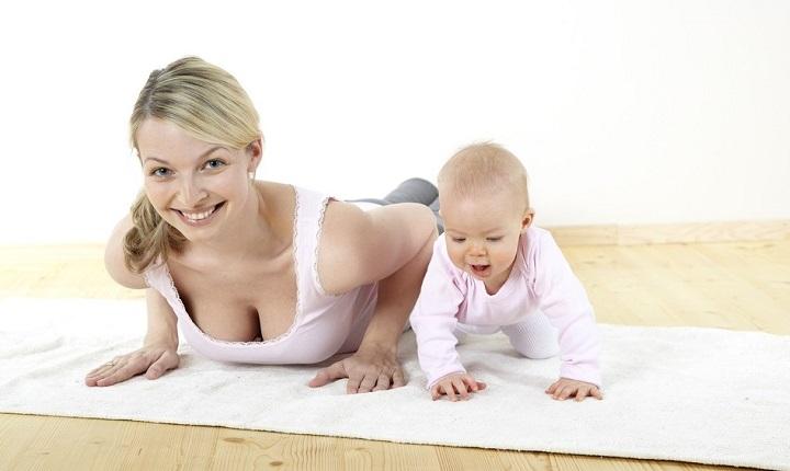 Как привести себя в порядок после беременности или основные проблемы молодых мам
