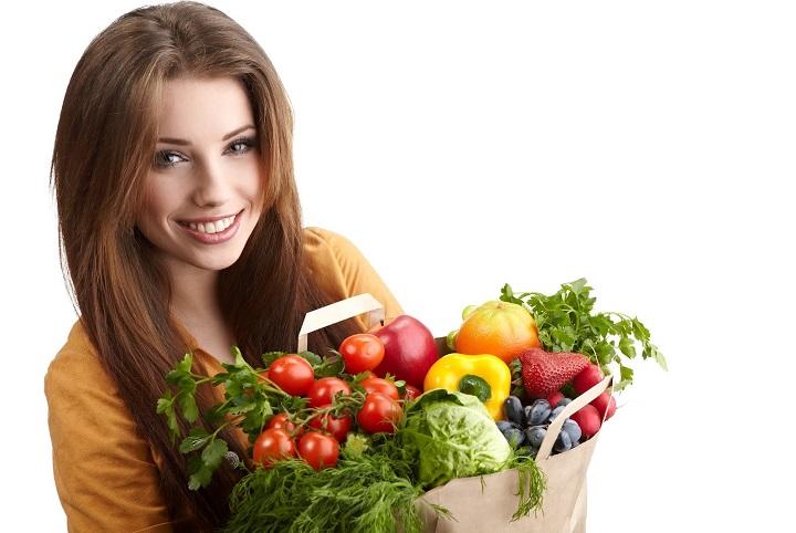 Влияние фруктов и овощей на здоровье