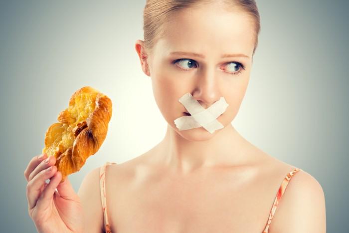 Идеальная диета: вовремя закрытый рот