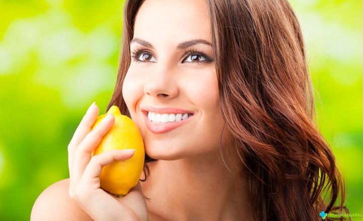 Лимон от пигметных пятен