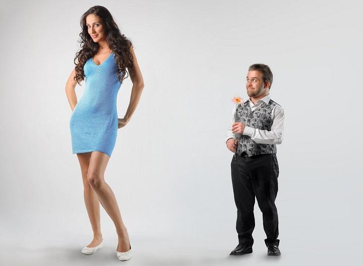 Какой рост должен быть у девушки