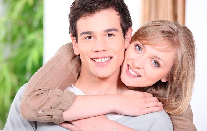 Какого это - жить с молодым мужем?