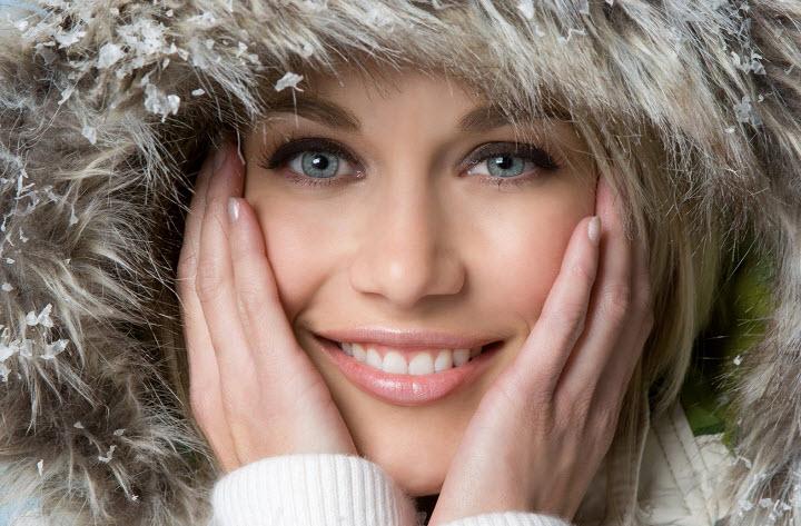 Как избавиться от сухости кожи в холодное время года
