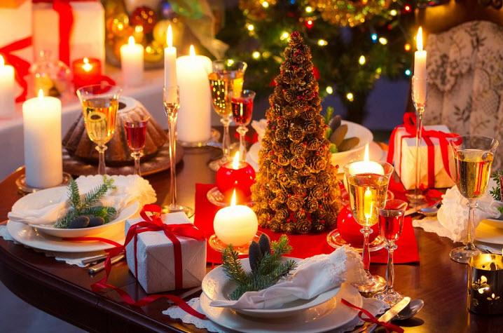 Новогодняя ночь-2017: что подать на стол?