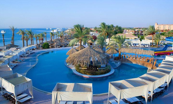 Египет – отель Синдбад. Аквапарк, Хургада