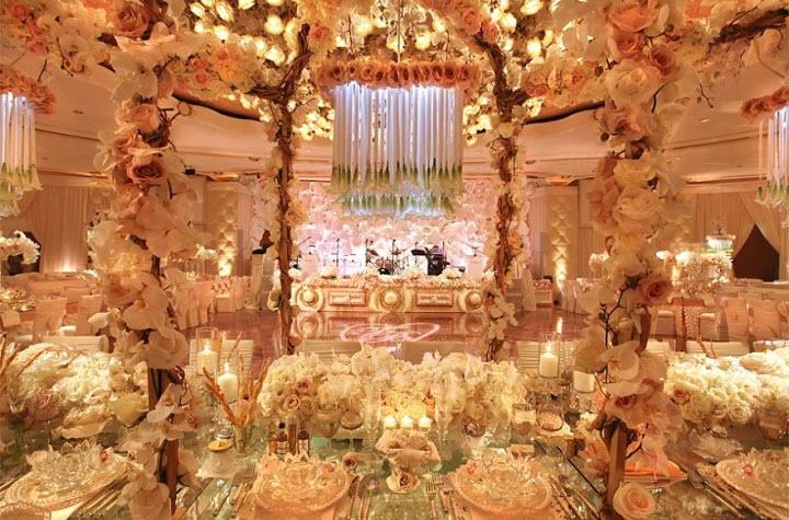 Свадьба в золотом цвете: рекомендации