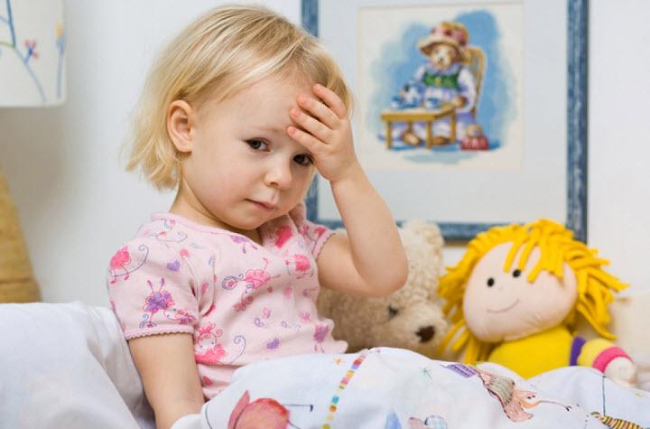 Что делать, чтобы дети не болели. На заметку родителям