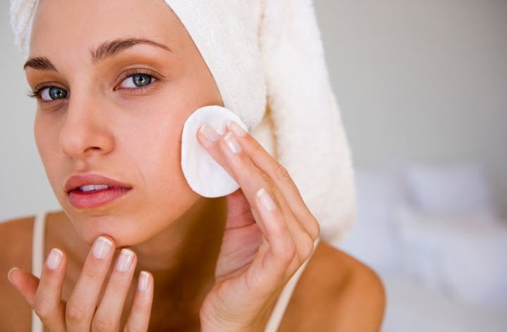 Борьба с сухой кожей
