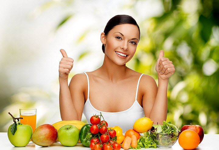 Правильная диета для кишечника