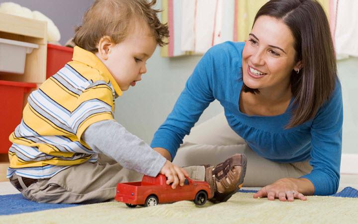 Воспитания ребенка в 2 года: 10 полезных правил