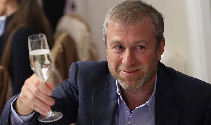 Подарки Романа Абрамовича стали самыми дорогими в мире