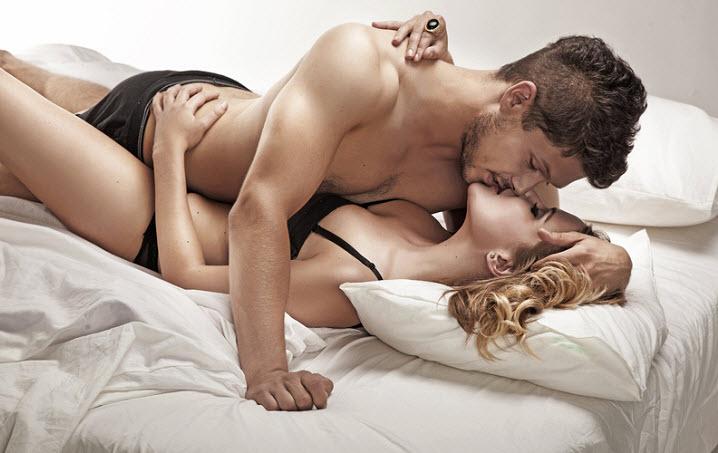 О пользе секса - просто и понятно