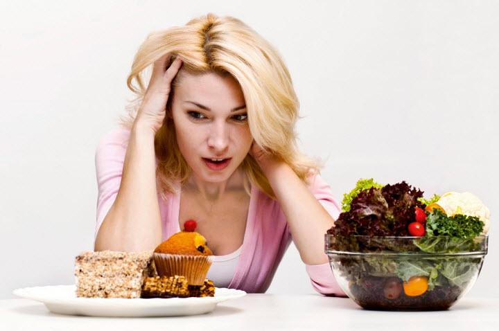 Кому вредны диеты?
