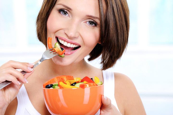 «Диета» для белизны и здоровья зубов