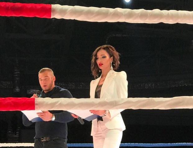 Ольга Бузова избавилась от татуировки, посвященной Тарасову, и вышла на ринг
