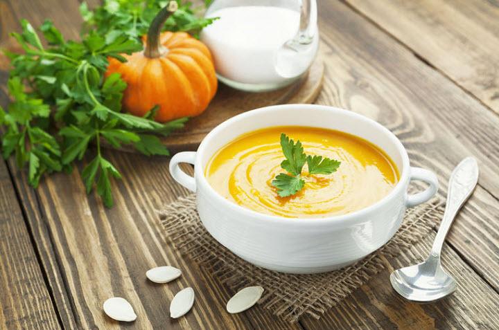 Низкокалорийные супы: похудение со вкусом
