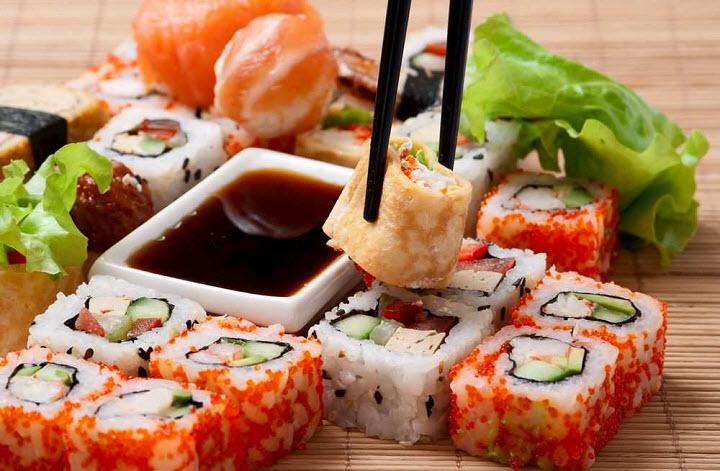 5 примечательных фактов о суши и роллах
