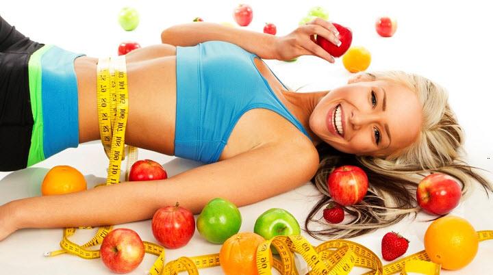 Фитнес-диета для активных женщин