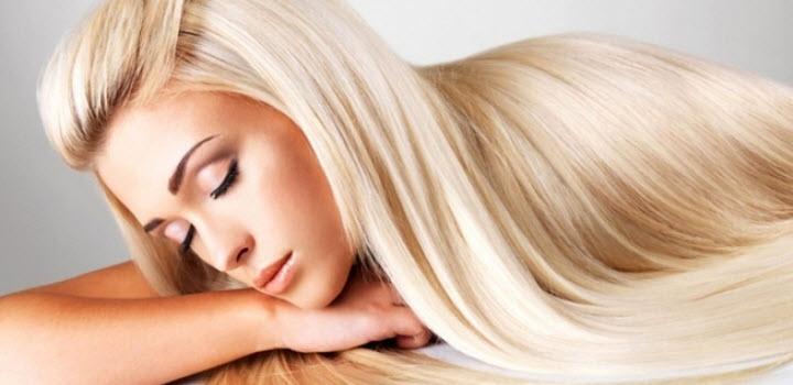 Осветление волос и способы ухода за ними