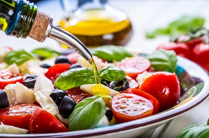 Средиземноморская диета улучшает память и увеличивает продолжительность жизни