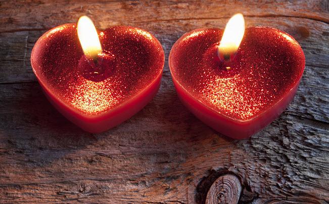 романтические сердечки на день всех влюбленных