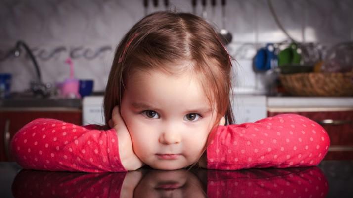 Страхи у детей и причины их возникновения