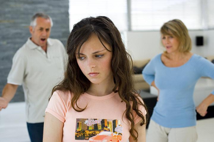 Как правильно общаться с подростком