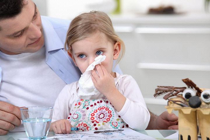 Поллиноз у детей – профилактика и лечение