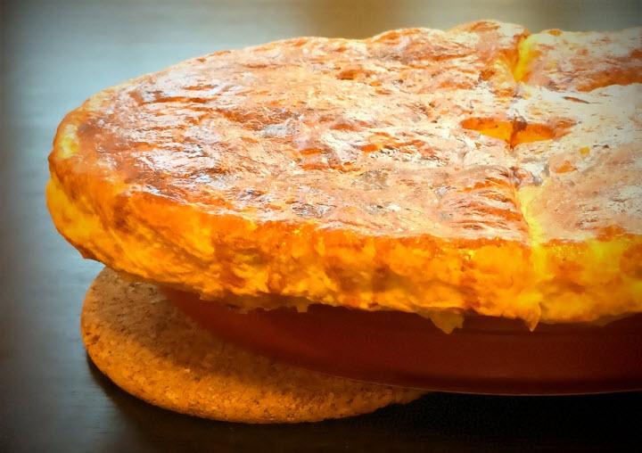 Для мужского праздника: мясной пирог с пивом