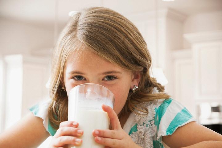Молоко – полезный продукт для школьника