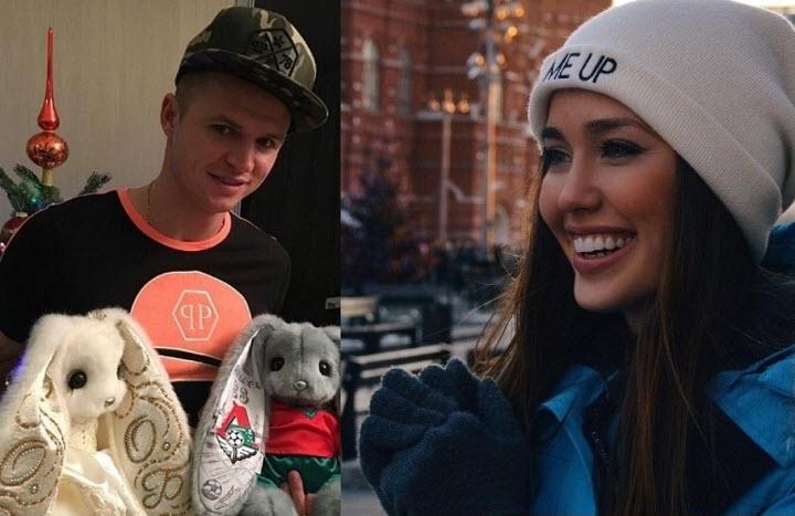 Анастасия Костенко косвенно подтвердила связь с Дмитрием Тарасовым
