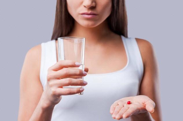 антибиотики при молочнице