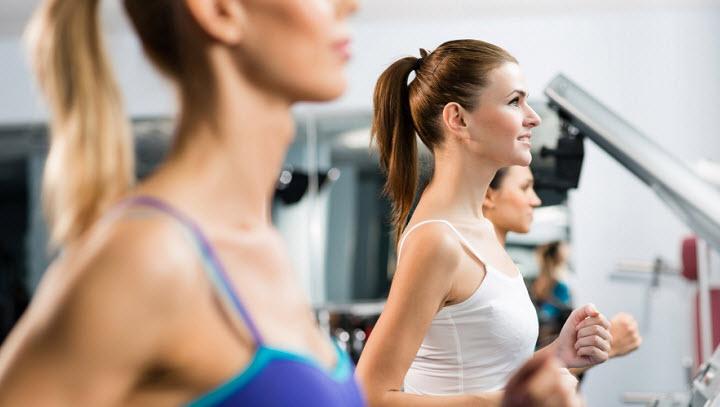 Почему фитнес не идет вам на пользу