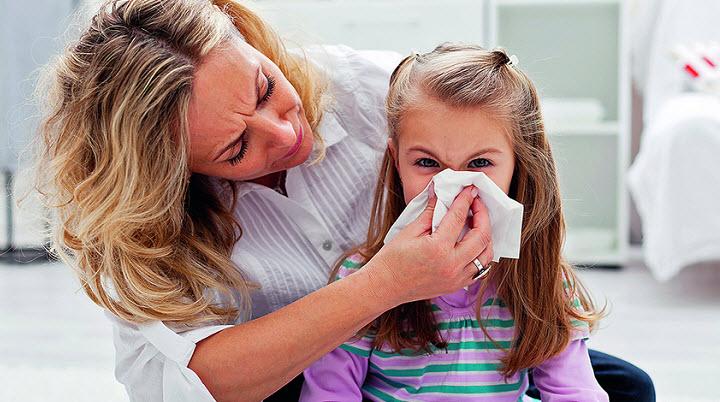 Как лечить гайморит у детей, эффективные методы