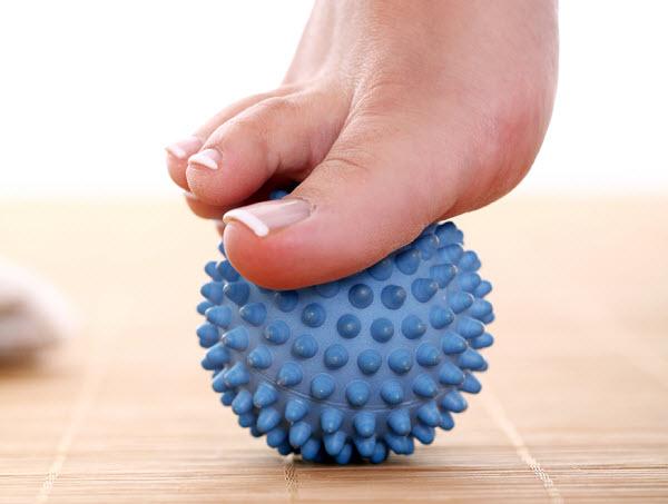 Упражнения от тяжести в ногах