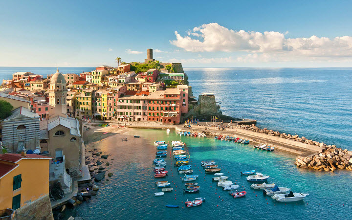 Римини – туристический рай Италии
