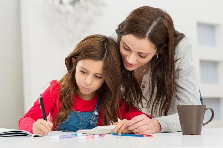 Домашние задания с ребенком